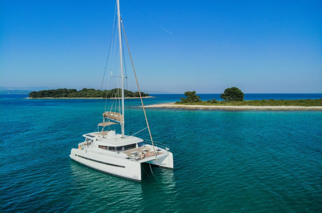 Worldwide Yacht Charters with Dream Yacht Charter
