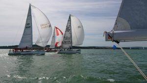 Cowes Week Sailing Britannia Eventa