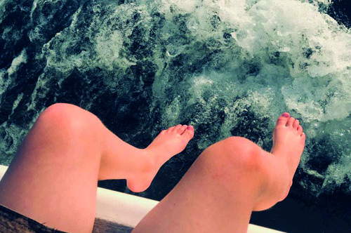 Relax on a skippered charter