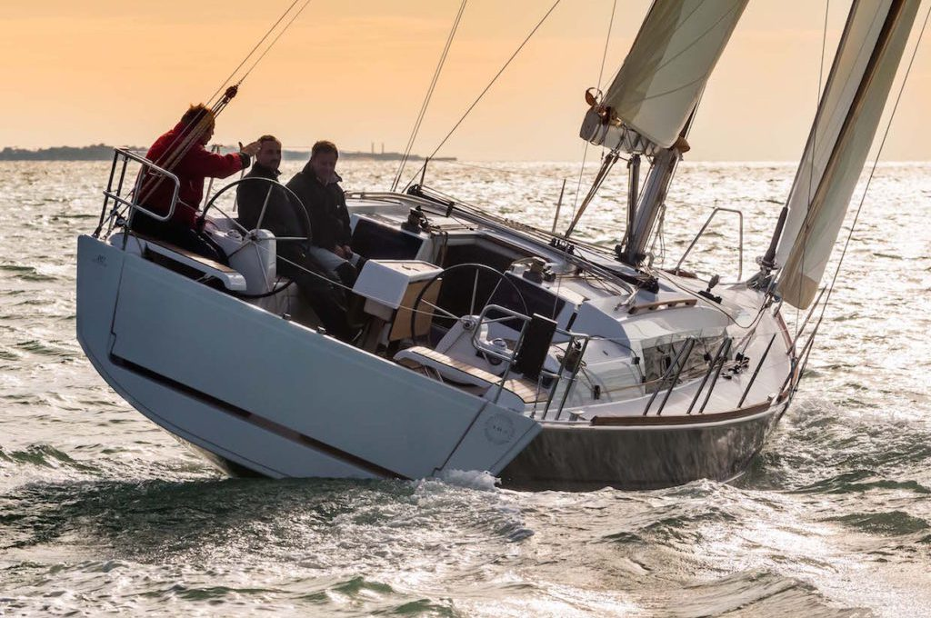 UK Bareboat Charter with Fairview Sailing