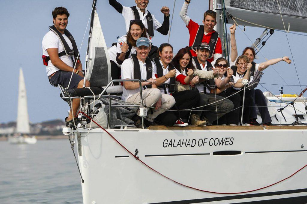 Team Building Sailing Days